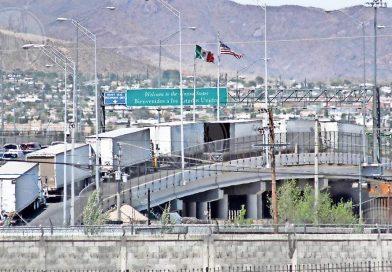 Nuevo Control vehicular en el Puente Zaragoza-Ysleta para el área de carga