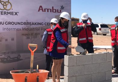 AMBU llega a Juárez, es líder global en Industria Médica