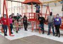 TPI Composites dona juegos infantiles a Albergue Los Ojos de Dios