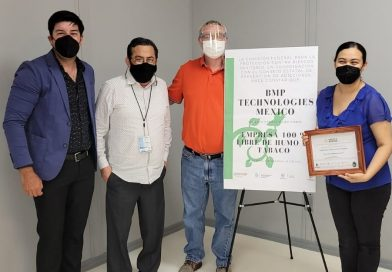 BMP Technologies se convierte en empresa 100% libre de humo de tabaco