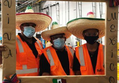 Galería: Día de la Independencia en la Industria Maquiladora
