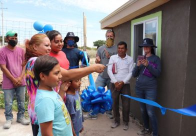 Electrolux construye casa a familia con necesidad en «Semana de Ayudar a quien más lo necesita»